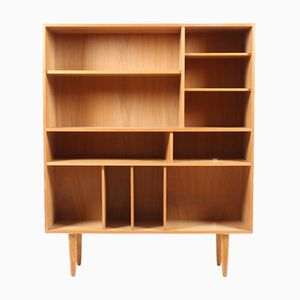 Danish Oak Bookcase from Faarup Møbelfabrik, 1960s