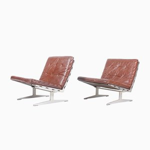 Ari Lounge Chairs by Paul Leidersdorff, 1960s, Set of 2
