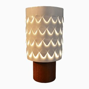 Perforated Steel Lamp by Hans-Agne Jakobsson for Markaryd, 1950s