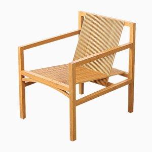 Slat Easy Chair by Ruud Jan Kokke for Metaform, 1980s