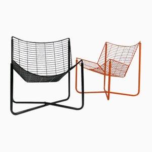 Jarpen Sessel von Niels Gammelgaard für Ikea, 1980er, 2er Set