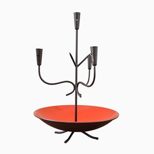 Candlestick Holder by Gunnar Ander for Ystad-Metall, 1960s