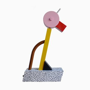 Tahiti Lamp by Ettore Sottsass for Memphis Group, 1981