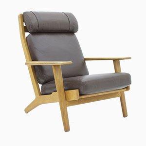 GE 290 Lounge Chair by Hans J. Wegner for Getama, 1960s