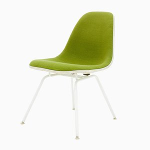 Vintage Green Chair by Charles & Ray Eames for Vitra, 1950s