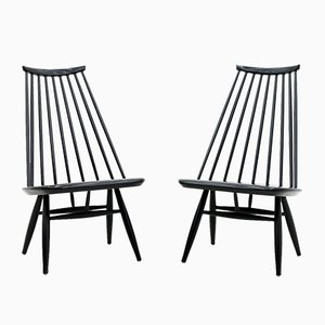 Mademoiselle Lounge Chairs by Imari Tapiovaara for Asko, 1960s, Set of 2