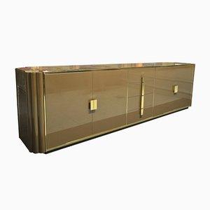 Vintage Sideboard von Alain Delon für Maison Jansen
