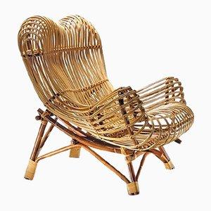 Model Gala Armchair by Franco Albini for Vittorio Bonacina and Co., 1951