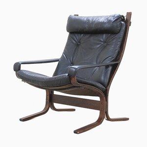 Vintage Siesta Model 303 Lounge Chair by Ingmar Relling for Westnofa
