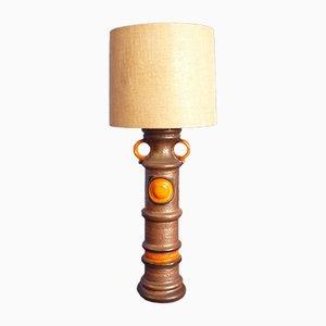 Vintage floor lamps online shop buy unique vintage lighting at pamono large ceramic floor lamp 1960s mozeypictures Images