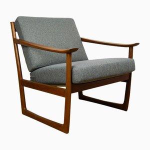 Modell FD130 Sessel von Peter Hvidt & Orla Mølgaard-Nielsen für France & Søn, 1960er