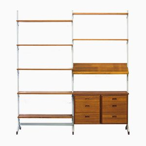 Freestanding Shelving System by Olle Pira for String, 1960s