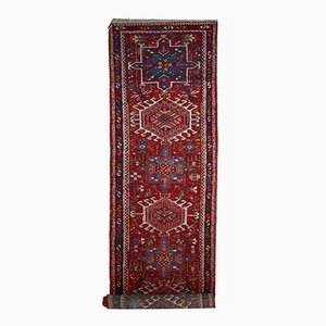 Antique Handmade Persian Karajeh Runner, 1920s