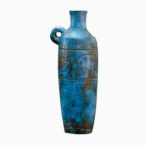 Vaso blu di Jacques Blin, anni '50