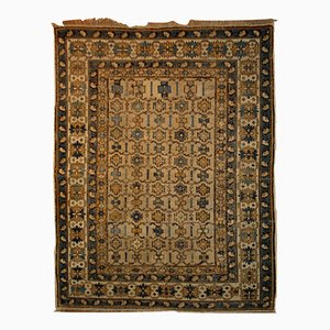 Antique Shirvan Rug, 1890s