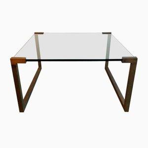 Table d'Appoint par Peter Ghyczy, 1970s