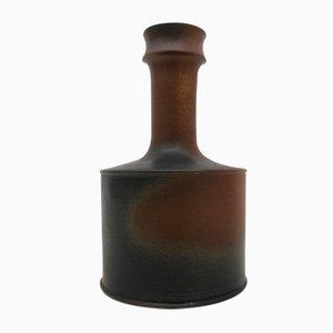 Tall Vase by Nanni Valentini & Franco Bucci for Laboratorio Pesaro, 1962