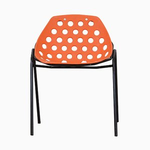 Vintage Shell Chair by Pierre Guariche for Meurop, 1960s