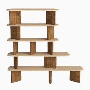 Spindle Bücherregal von Zpstudio für Dialetto Design