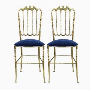 Chiavari Stühle, 1960er, 2er Set