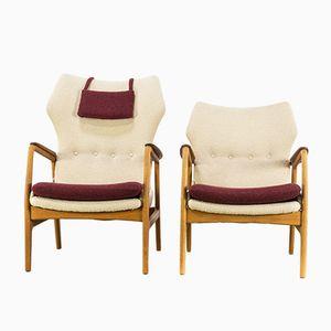 Armlehnstühle von Aksel Bender Madsen für Bovenkamp, 1960er, 2er Set