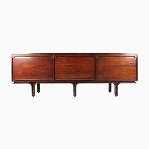 Vintage Rio Rosewood Sideboard by Gianfranco Frattini for Bernini