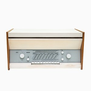 Serie Atelier 1-81 Turntable by Dieter Rams for Braun, 1969