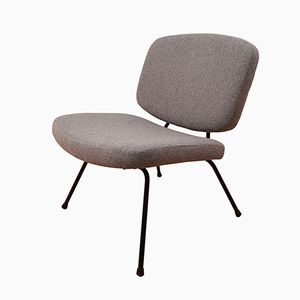 CM190 Side Chair by Pierre Paulin for Thonet, 1950s
