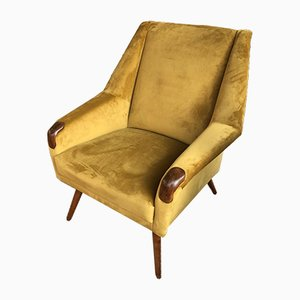 Vintage Portuguese Armchair from Altamira, 1960s