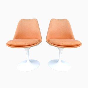 Mid-Century Tulip Stühle von Eero Saarinen für Knoll Inc, 1950er, 2er Set