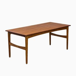 Danish Dining Table by Knud Andersen for J.C.A. Jensen, 1950s