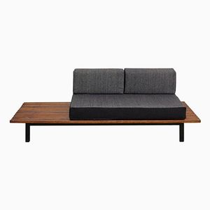 Cansado Bench by Charlotte Perriand for Steph Simon, 1950s