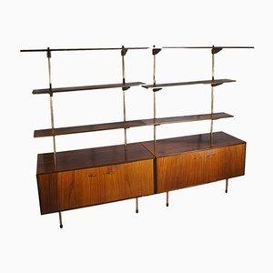 Vintage Bücherregal aus Palisander von CE Christanson für Three Men
