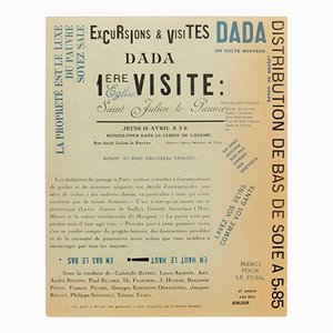 Excursions and Visites Dada Tract, 1921