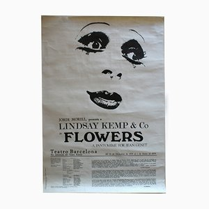 Flowers Play Poster, 1978