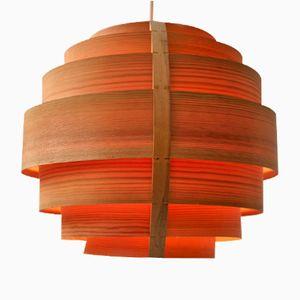 Lamella Lamp by Hans Agne Jakobsson, 1960s