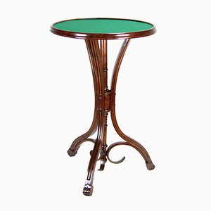 Tavolo nr. 7 di Michael Thonet per J & J Kohn, inizio XX secolo