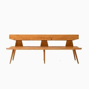 Vintage Bench by Jacob Kielland Brandt for I. Christiansen
