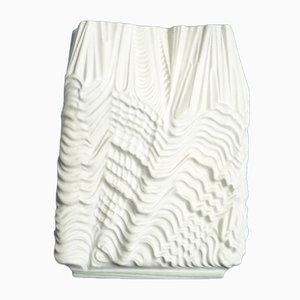 Mid-Century Porzellan Vase von Martin Fryer für Rosenthal