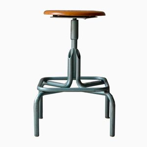 Vintage Industrial Stool from Regma