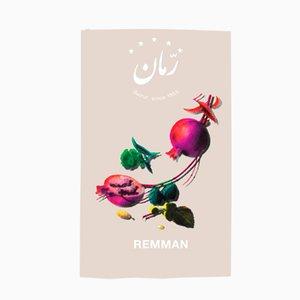 Paño de cocina Pomegranate Delight! de Rana Salam
