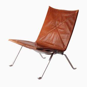PK22 Lounge Chair by Poul Kjærholm for E. Kold Christensen, 1950s
