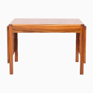 Model 5362 Walnut Coffee Table by Børge Mogensen for Fredericia, 1950s
