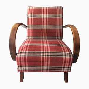 Lounge Chair by Jindřich Halabala, 1950s