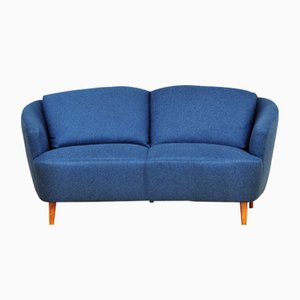 Mid-Century Two-Seater Sofa, 1950s