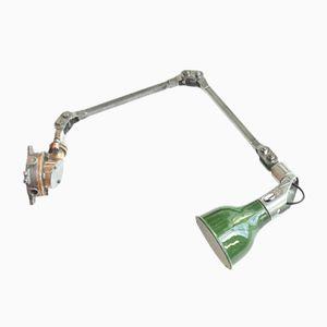 Vintage Green Mek-Elek Wall Lamp