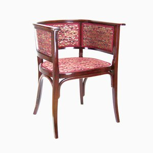 Viennese Secession Nr. 6575 Armchair from Thonet, 1910s