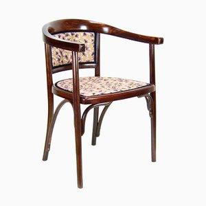 Art Nouveau Armchair by Gebrüder Thonet for Fischel, 1920s