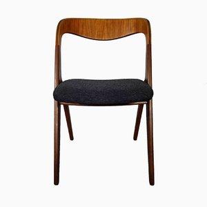 Teak Sonja Chair by Johannes Andersen for Vamo Mobelfabrik, 1960s