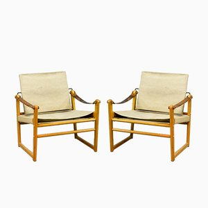 Mid-Century Armchairs by Bengt Ruda for Ikea, 1960s, Set of 2